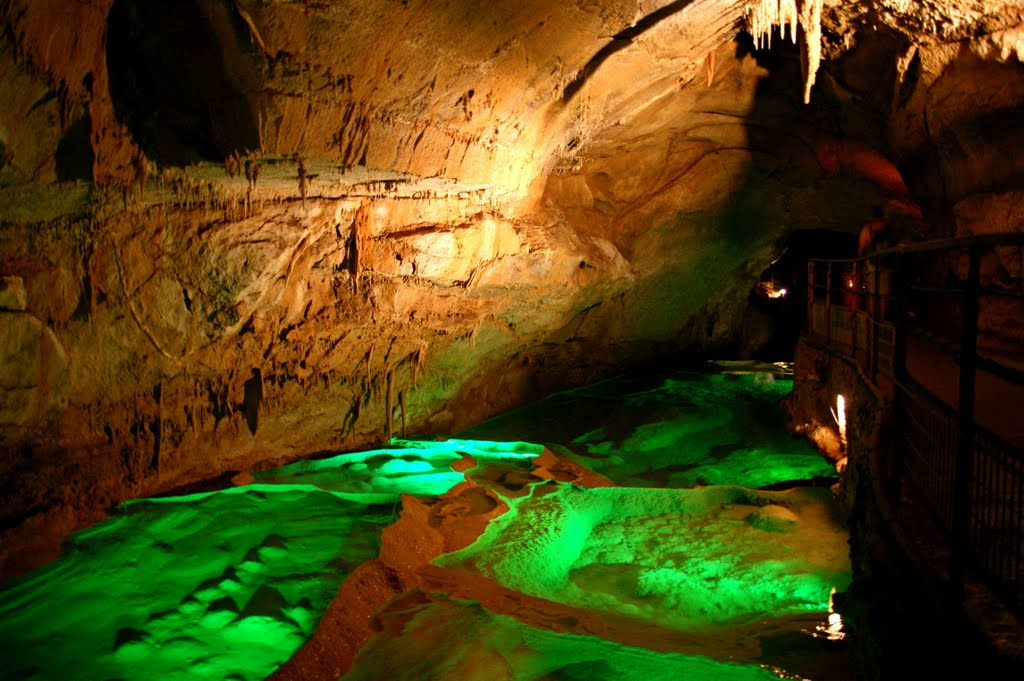 Grotte de la Cocaliere