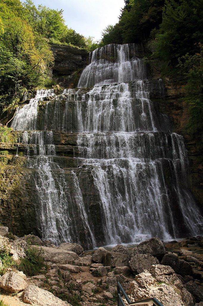 13 Les cascades du Hérisson