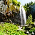 La Grande Cascade au Mont-Dore (Puy-de-Dôme)